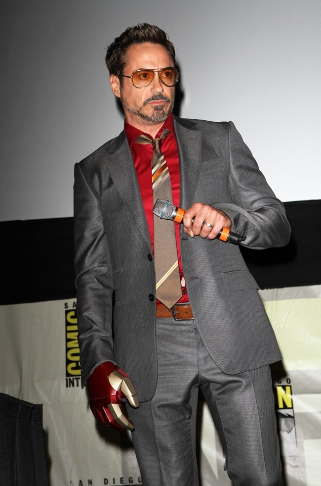 Tony Stark !