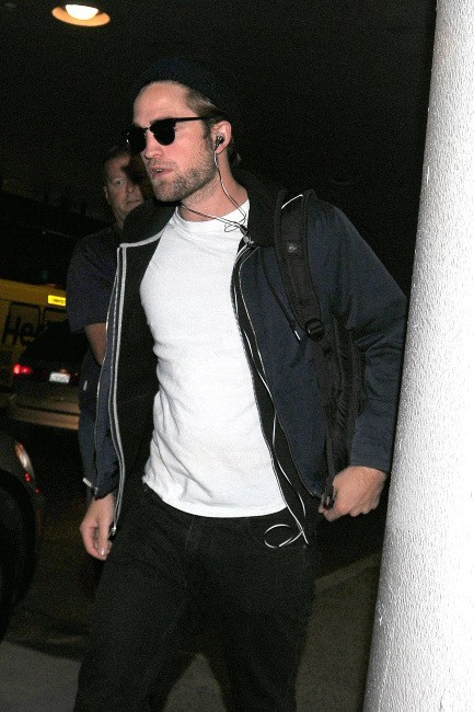 Robert Pattinson le 19 octobre 2012 à Los Angeles