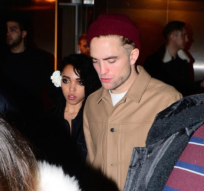 Photos : Robert Pattinson et FKA Twigs : ils dégoulinent d'amour !