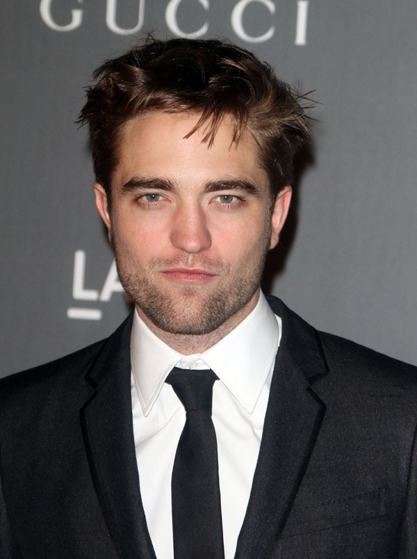 Robert Pattinson à la soirée LACMA Art 2012 + Film Gala la 27 octobre à Los Angeles