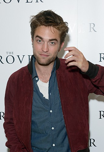 Robert Pattinson à Londres le 6 août 2014