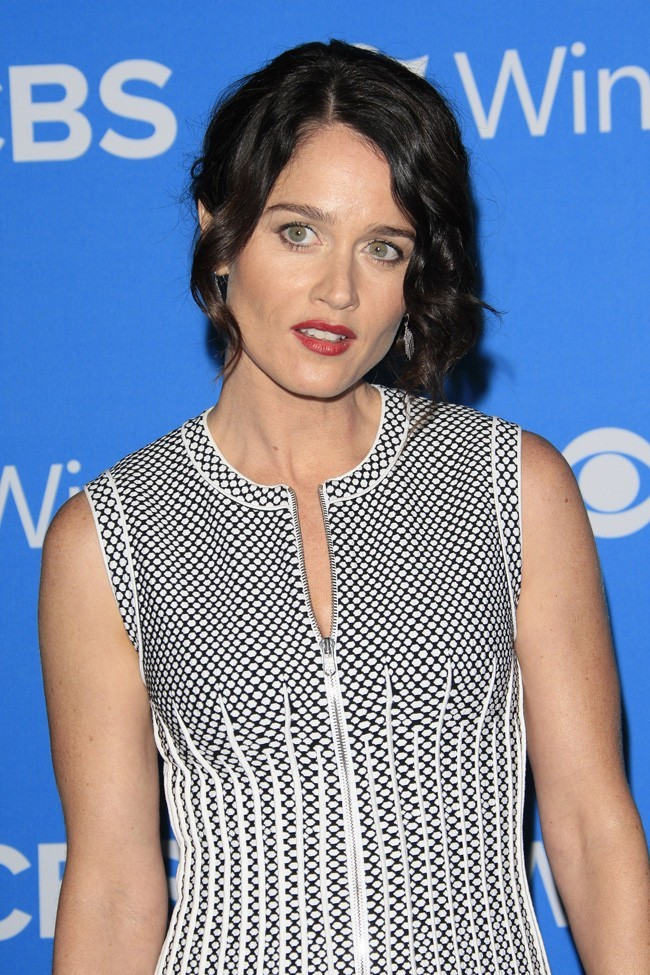 Robin Tunney le 18 septembre 2012 à Los Angeles