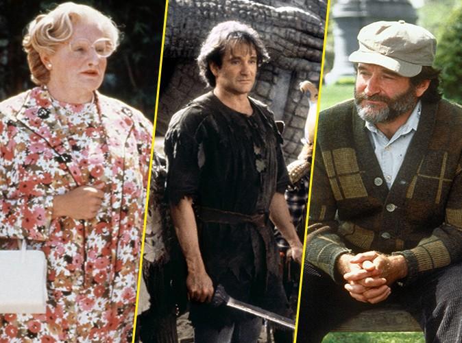 Photos : Robin Williams : retour en images sur la carrière d'un génie parti trop tôt...