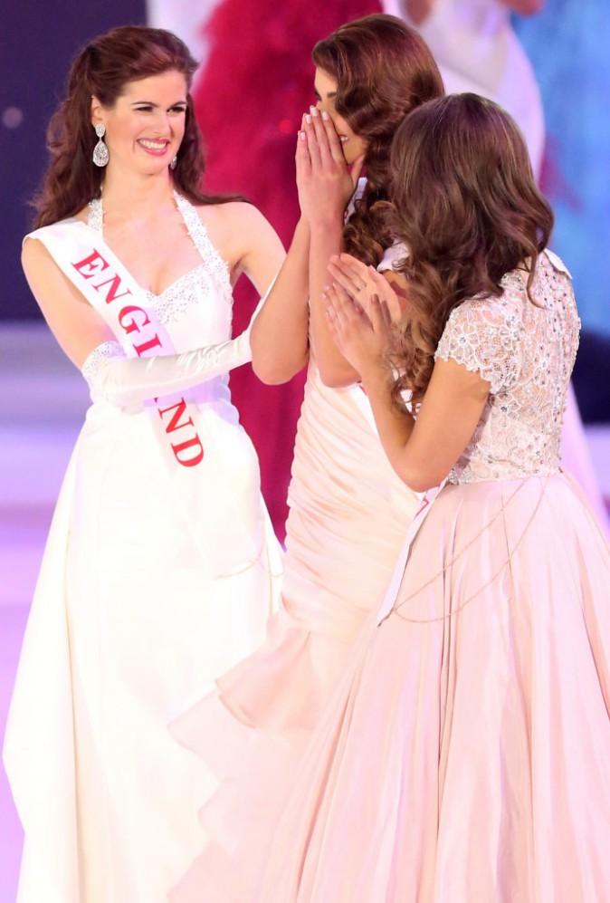 Photos : Rolene Strauss : découvrez le couronnement de Miss Monde 2015 !