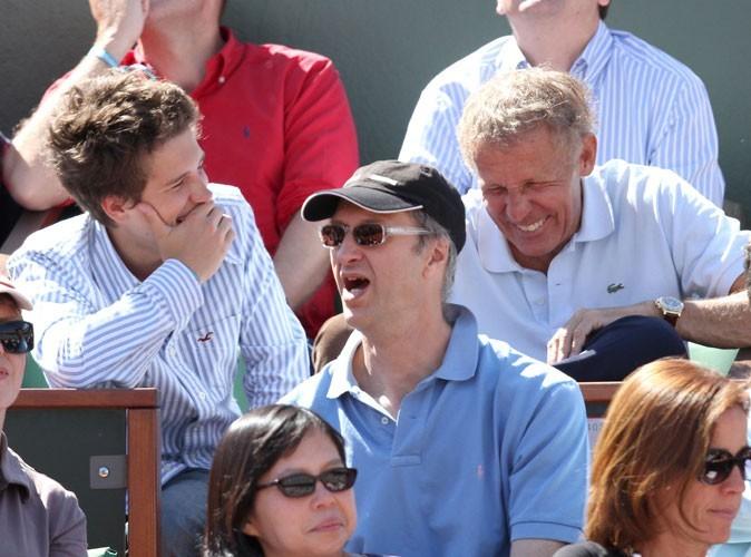 Roland Garros 2011 : PPDA est hilare !