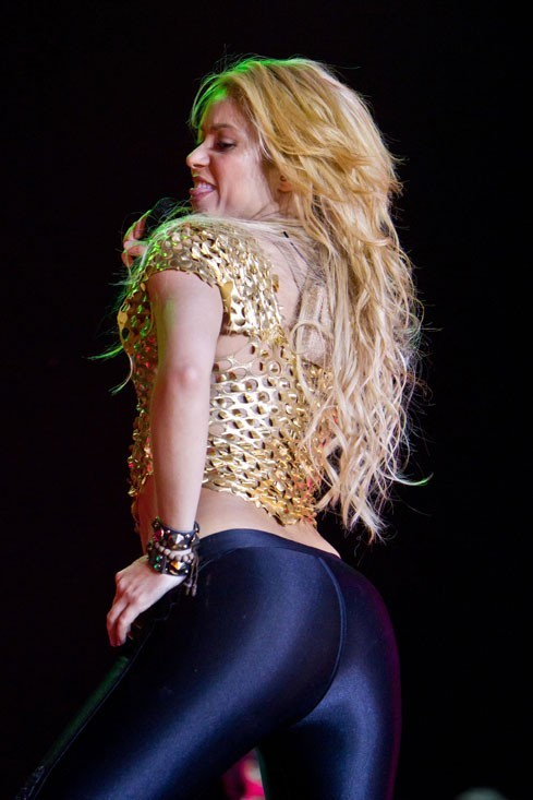 Olé, Shakira !