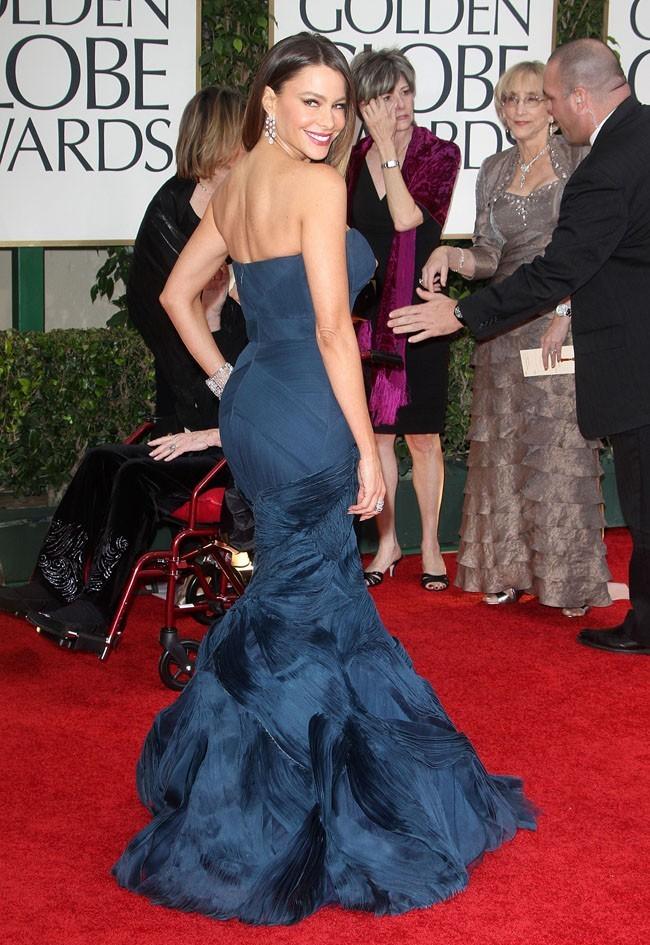 Sofia Vergara, femme la plus désirable de 2012...on comprend pourquoi !