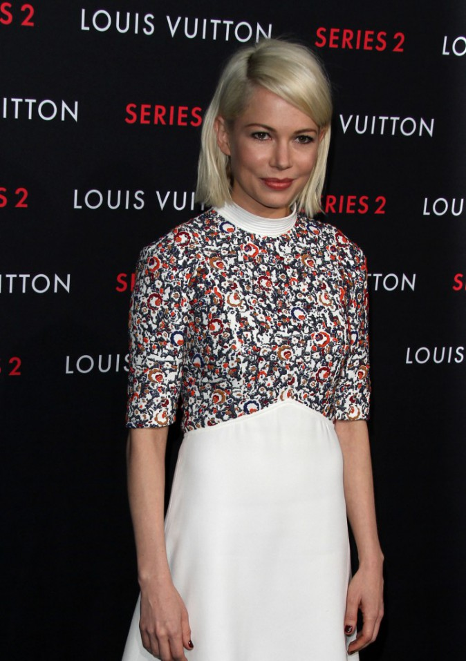 Michelle Williams le 5 février 2015