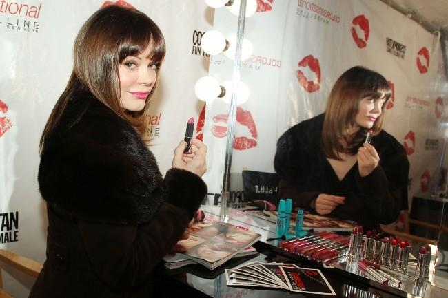Rose McGowan, New York, 12 novembre 2012.
