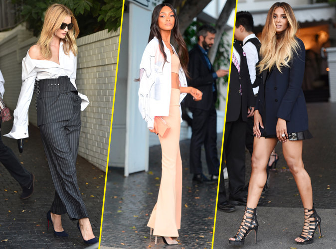 Rosie Huntington-Whiteley, Jourdan Dunn, Ciara... les invités de luxe du CFDA/Vogue Fashion Fund Show 2016 !