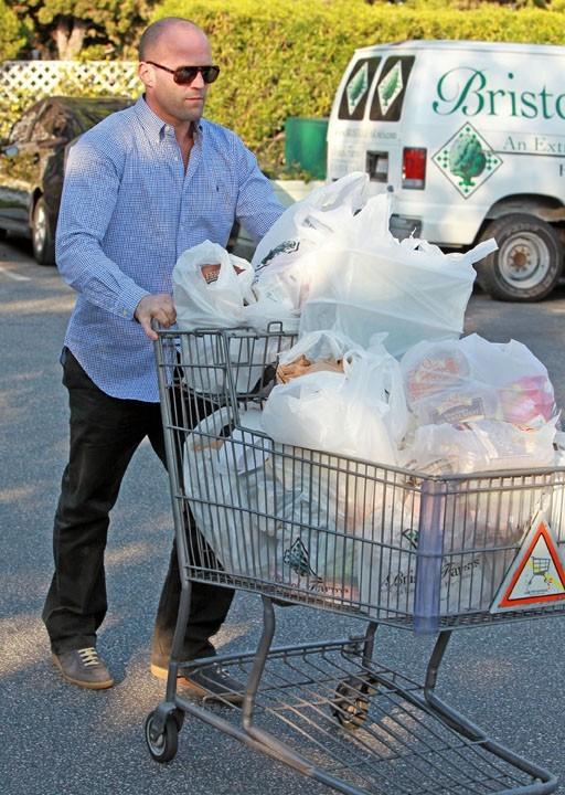 Jason Statham s'occupe de tout !