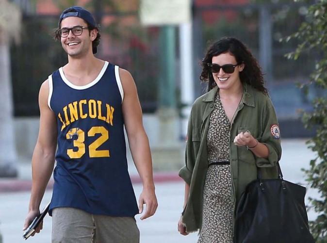 Rumer Willis et son nouveau boyfriend dans les rues de LA !