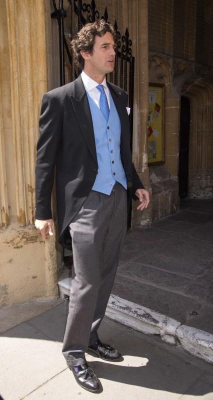 Rupert Finch, l'ex de Kate Middleton, s'est marié