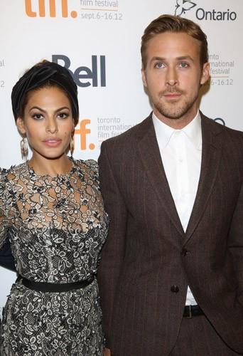 Ryan Gosling et Eva Mendes: une de leur dernière apparition ensemble en public, en 2012