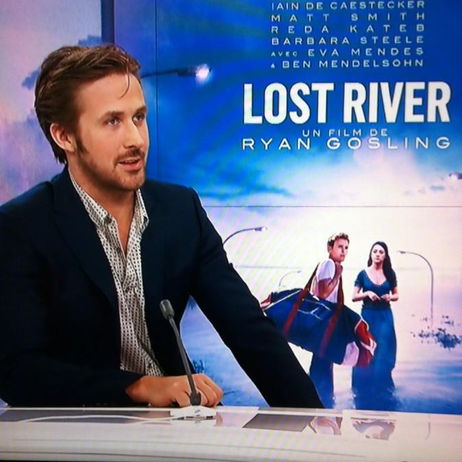 """Photos : Ryan Gosling : """"Je n'assume pas mon statut de sex symbol"""""""