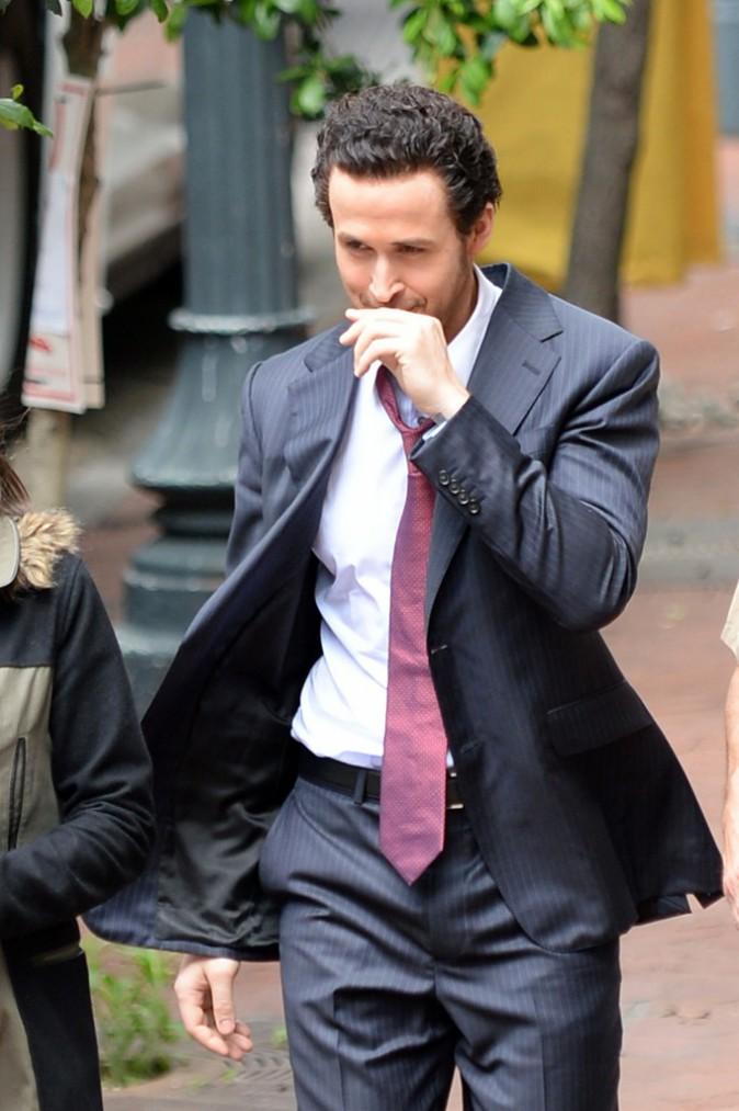 Ryan Gosling le 15 avril 2015