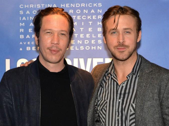 Ryan Gosling : retrouvailles complices avec Reda Kateb à Paris !