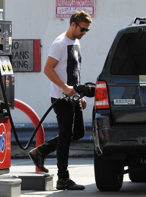 Ryan Gosling, Los Angeles, 22 mars 2013.