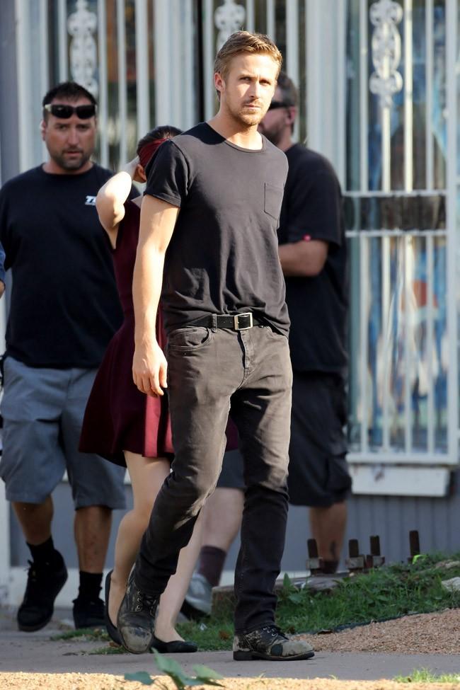 Ryan Gosling le 24 septembre 2012 à Austin
