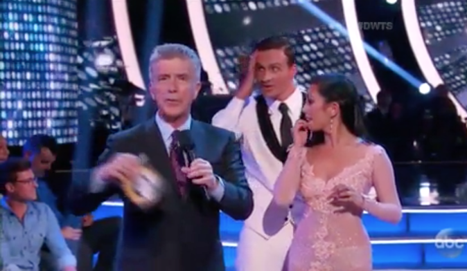 """Ryan Lochte, le champion olympique agressé sur le plateau de """"Danse avec les stars"""""""