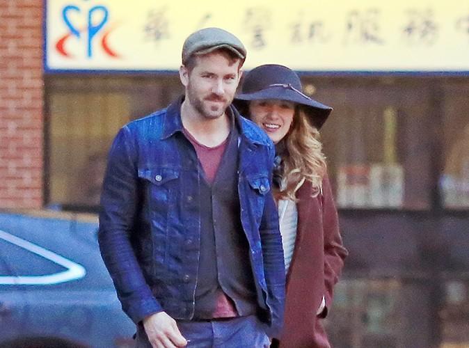 Ryan Reynolds et Blake Lively : des amoureux presque incognitos dans les rues de Vancouver !