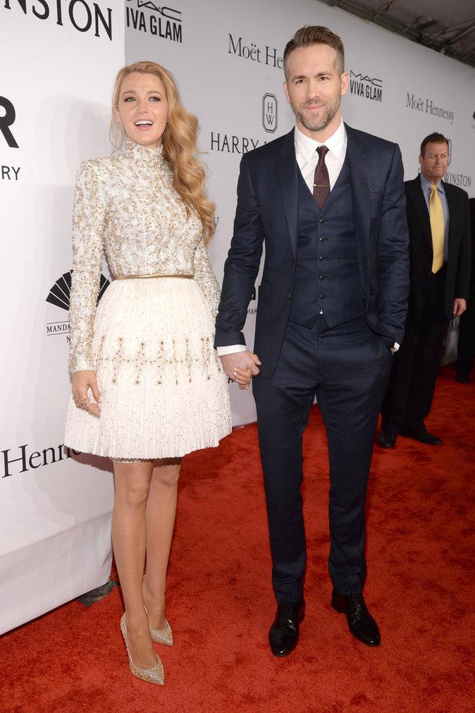Photos : Ryan Reynolds : le jour où Blake Lively dinaît avec un autre !