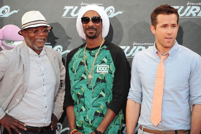 Ryan Reynolds à la présentation de Turbo à Barcelone le 25 juin 2013