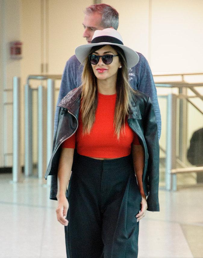 Le chapeau comme Nicole Scherzinger