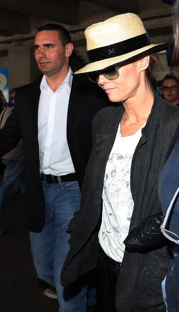 Le chapeau comme Vanessa Paradis
