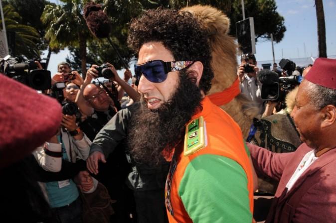 Sacha Baron le 16 mai 2012 à Cannes