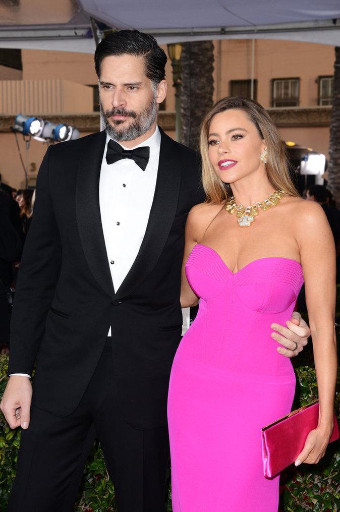 Sofia Vergara et Joe Manganiello