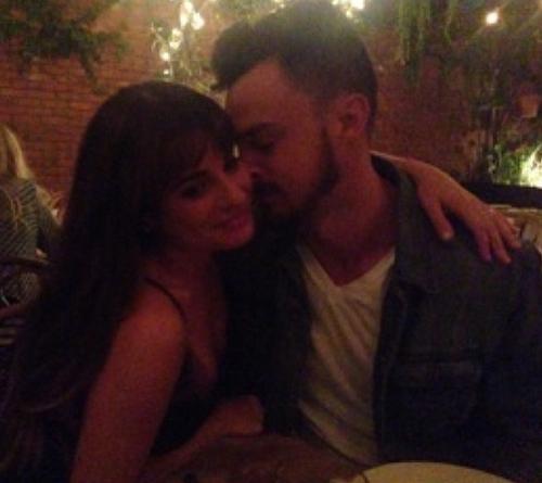 """Lea Michele : """"Mon Valentin et moi"""""""