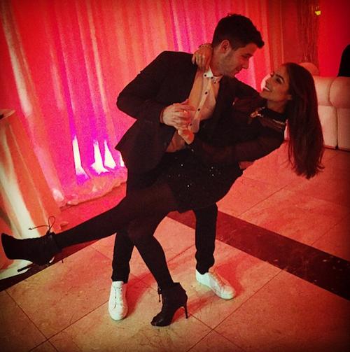 "Nick Jonas et Olivia Culpo : ""Ma Valentine est la plus jolie"""