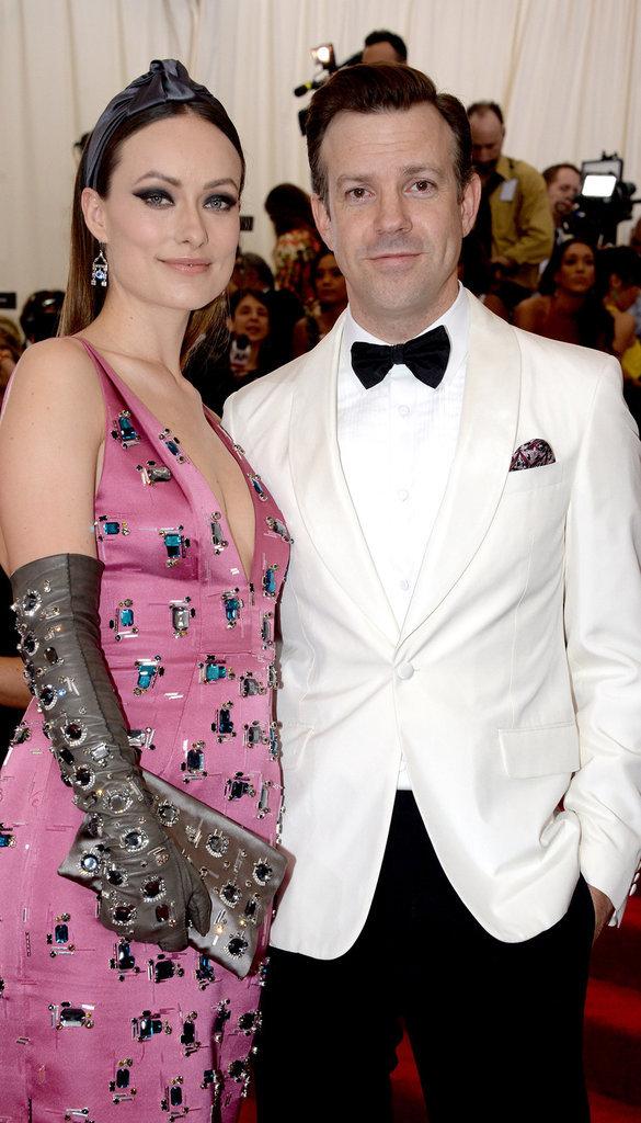 Olivia Wilde & Jason Sudeikis