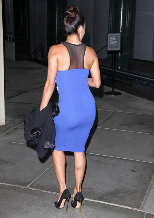 Eva Longoria à Los Angeles le 29 juillet 2015