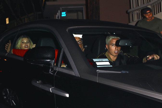 Samir Nasri en couple avec Sofia Richie ?