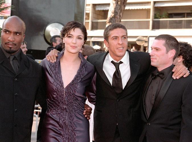 Samy au Festival de Cannes, en 2001