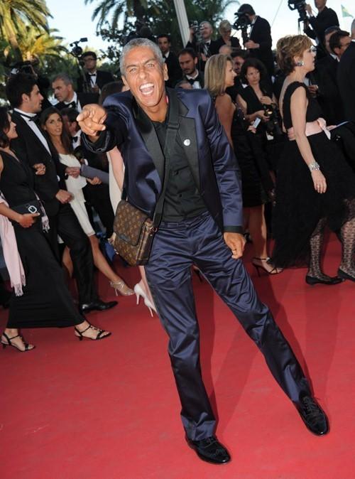 Samy Naceri a eu un comportement très agressif au dernier Festival de Cannes