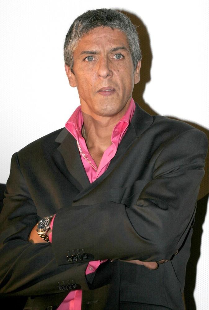 Samy Naceri , en 2006