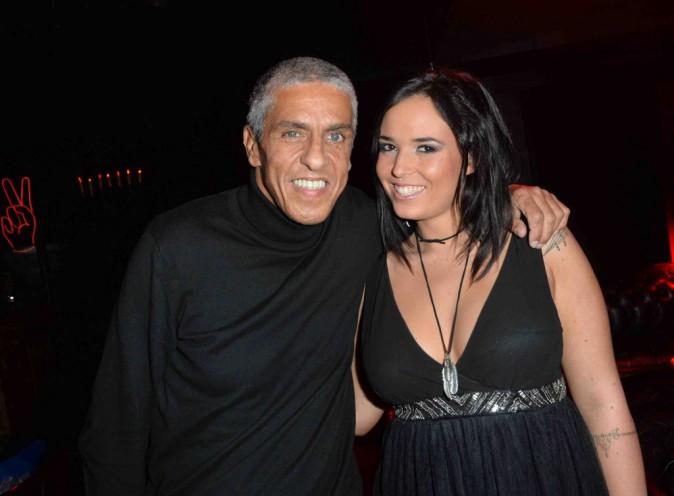 Samy Naceri : prêt à reprendre sa carrière en main, il s'éclate à la soirée Hot Video TV !