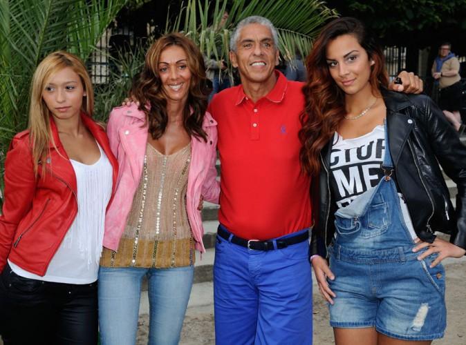 Samy Naceri : retour au calme, il s'affiche en famille à l'ouverture de la fête des Tuileries !