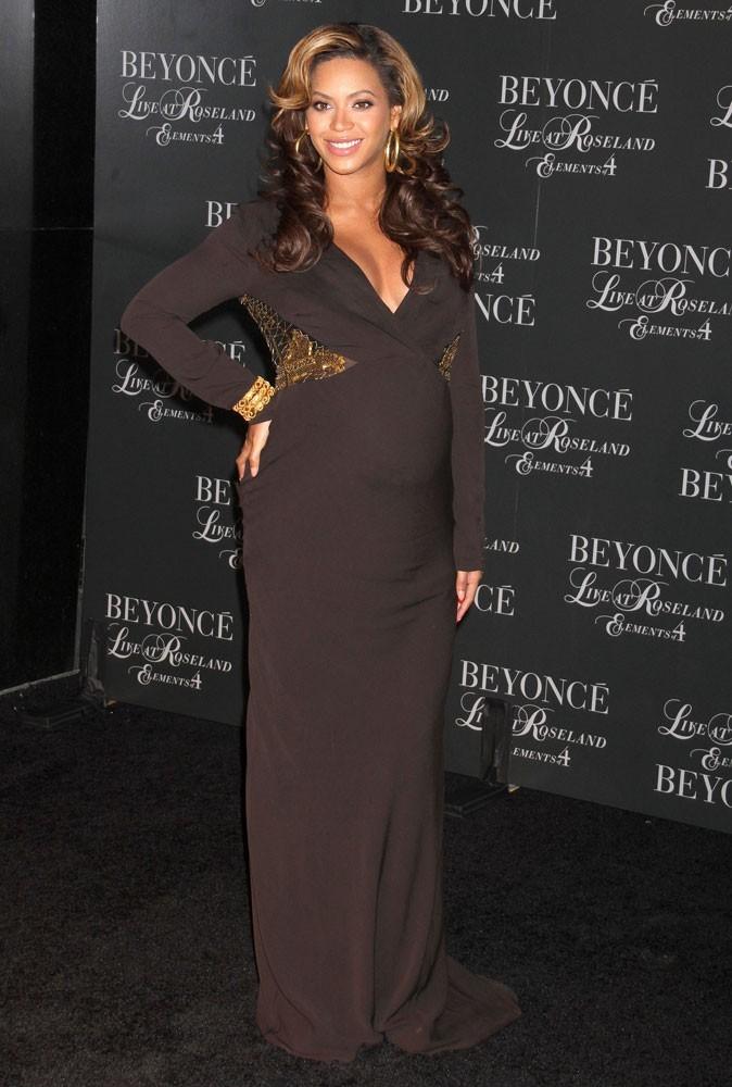 Photos : Beyonce est gaga de sa fille Blue Ivy !