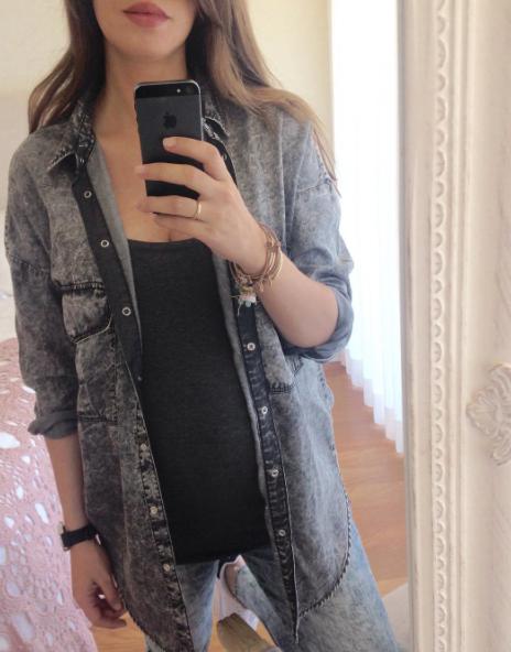 Sara Carbonero affiche ses jolies rondeurs sur Instagram