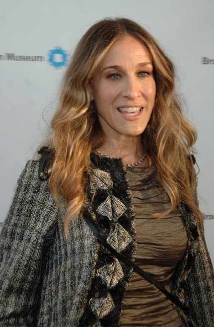 Sarah Jessica Parker lors Brooklyn Artists Ball à New York, le 27 avril 2011.