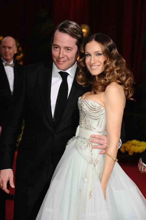 Lors des Oscars en 2009