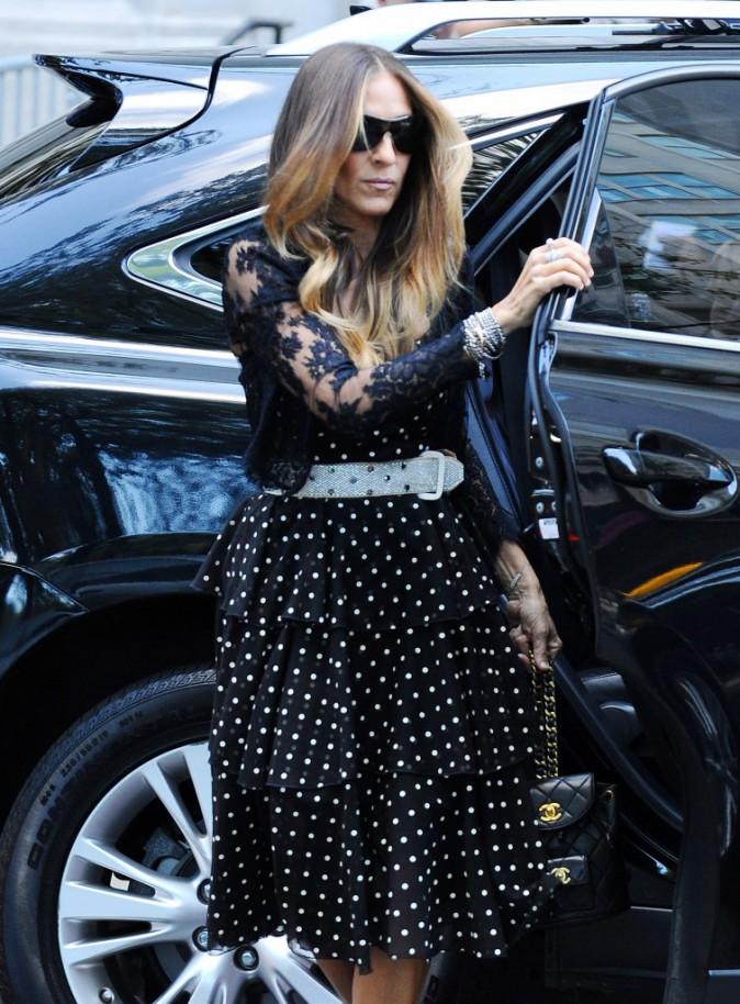 Photos : Sarah Jessica Parker, Kelly Osbourne, Whoopi Goldberg : toutes présentes aux funérailles de Joan Rivers !