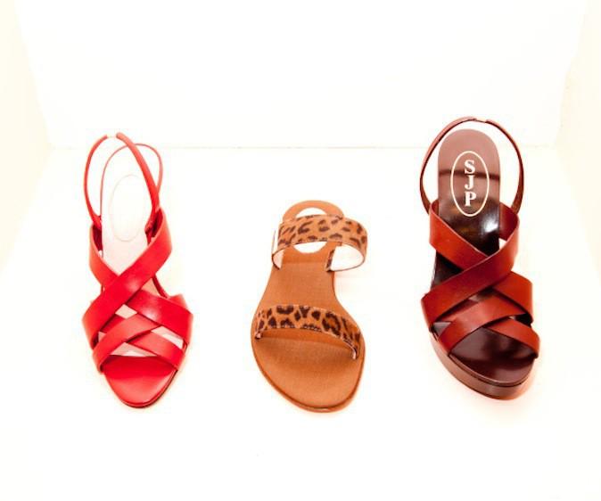 La ligne de chaussures de Sarah Jessica Parker enfin en boutique !