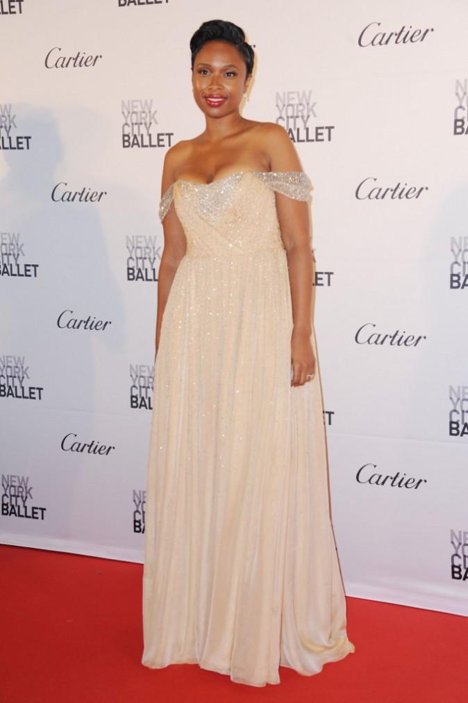 Jennifer Hudson le 30 septembre 2015