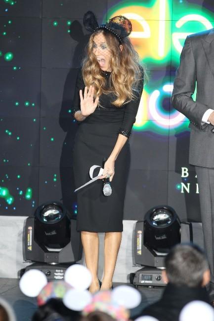 Sarah Jessica Parker le 14 novembre 2012 à New York