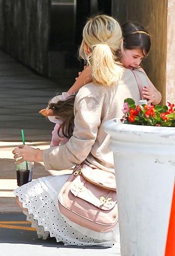 Sarah Michelle Gellar à Los Angeles le 15 juin 2013